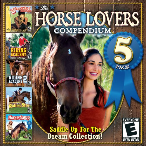 Riding Star - Horse Lovers Compendium 5-Pack [Download]