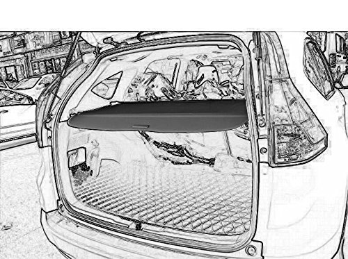 honda retractable cargo cover - 2