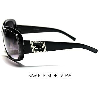 CC12-S3 CHARM Eyewear Elegant Rhinestone Accents Womens ...