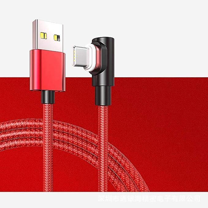Oldhorse Cable de Carga magn/ético Micro USB Tipo C Compatible para Android Cables