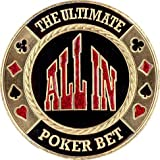 All In Poker Card Guard The Ultimate Poker Bet Made in USA