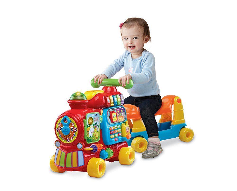 VTech Sit-to-Stand Ultimate Alphabet Train by VTech (Image #4)