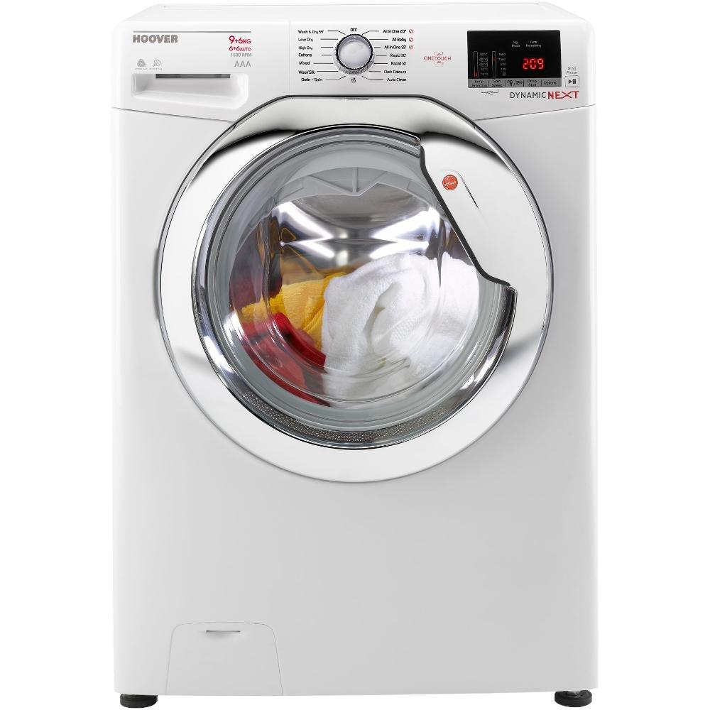 Hoover WDXOC686AC Dynamic Next 8kg Wash 6kg Dry 1600rpm Freestanding Washer  Dryer - White: Amazon.co.uk: Large Appliances