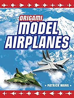 origami model airplanes create amazingly detailed model