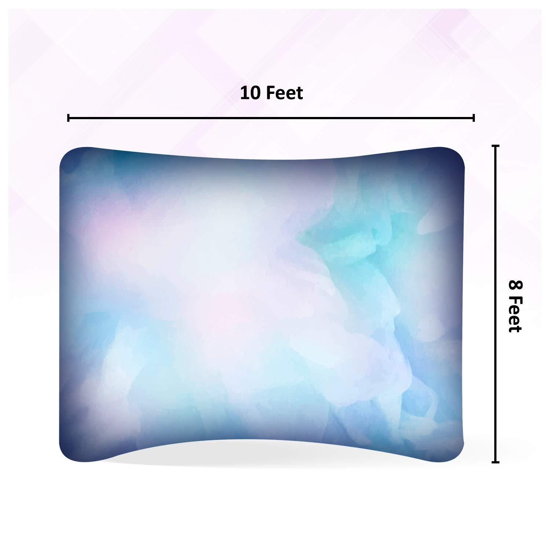 Amazon.com: BannerBuzz - Funda de almohada curva con soporte ...