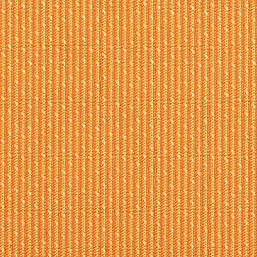 Teflon Finish Upholstery - 204C Orange and Gold Textured Commercial and Residential Tweed Upholstery Fabric By The Yard