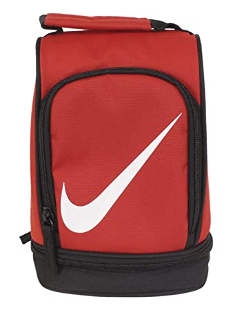 ab515126ae190 Nike Dome Lunch Bag - Red