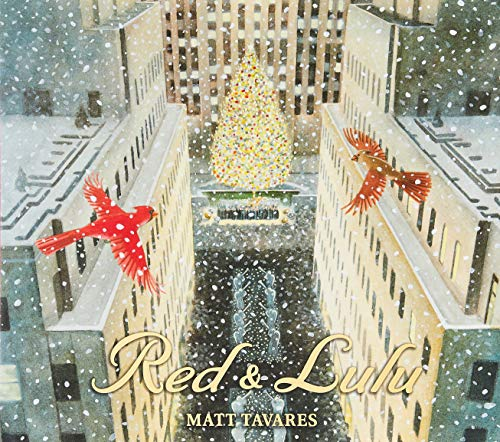 Red and Lulu (New Christmas 2019 York Trees)