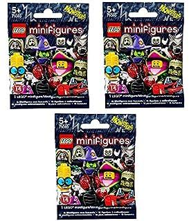 6 X Lego Minifigures Series 16 Blind Bags 71013 Amazon Co Uk Toys