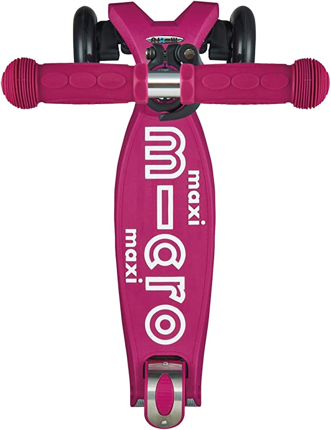 Amazon.com: Micro Maxi Deluxe – Patinete plegable de 3 ...