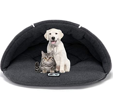 cd8aa645f40f Amazon.com : Xiaoyu Winter Warm Pet Bed, Pet Cave, Dog Cave, Cat ...