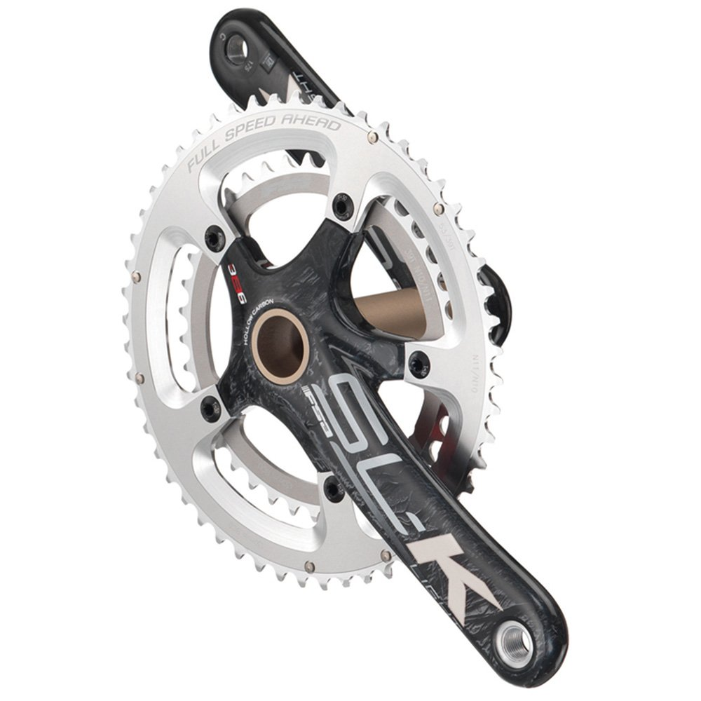 d5c380f87a3 Amazon.com : FSA Gossamer 2-Piece Mega Exo Crankset-172.5m-53/39 : Bike  Cranksets And Accessories : Sports & Outdoors