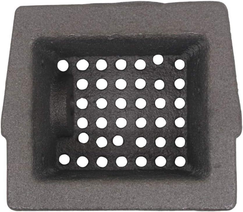 Brennschale pellets brenntopf f/ür pelletofen brenner pellets
