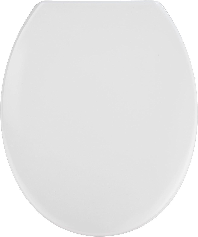 Wenko 19539100 Abattant Vigone Thermodur Blanc