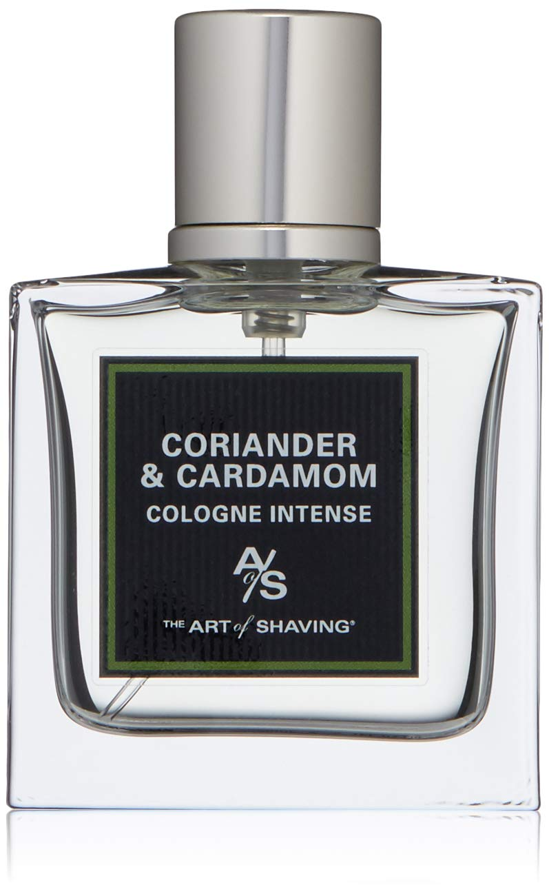 The Art of Shaving Cologne Intense, Coriander & Cardamom, 1.0 Fl Oz
