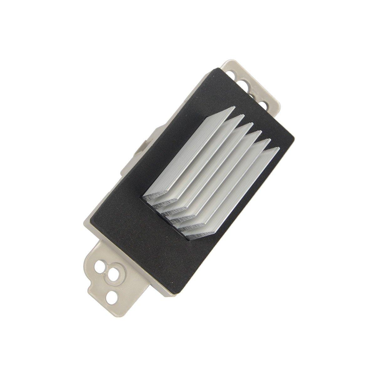 AC Heater Blower Motor Resistor for Chevrolet Silverado 1500 2500 3500 GMC Sierra Envoy Yukon Cadillac Escalade