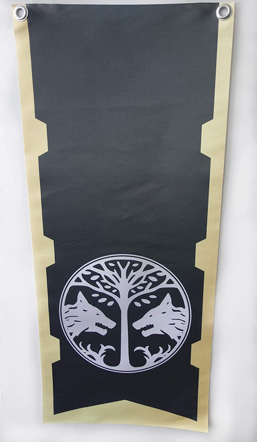 Designed By Wall Banner Iron Banner