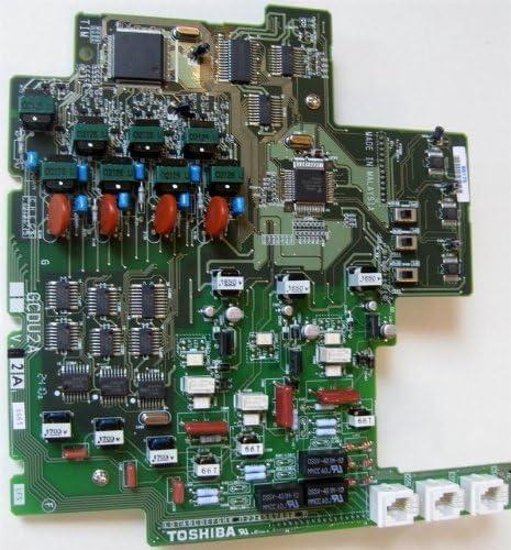 Toshiba Strata GCDU-2A GCDU2A GCDU2 GCDU 3 x 8 card 3 line 8 extensions for CIX40 CIX 40 Manufacturer Refurb.