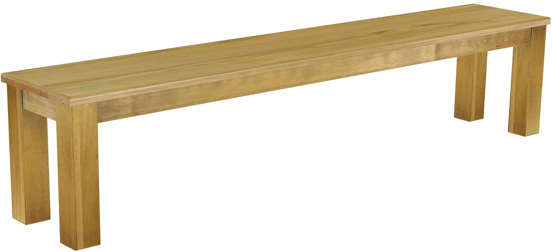 BrasilmÖbel Solid Maxi Bench Waxed Oiled 208 Cm Brasil