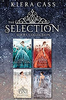 Selection 4 Book Collection Elite Heir ebook product image