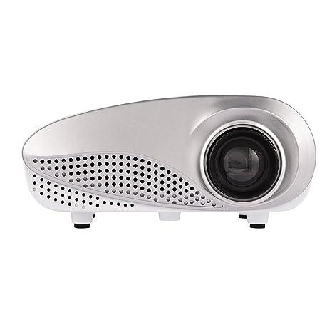 Amazon.com: Mini proyector multimedia 1080P para cine en ...