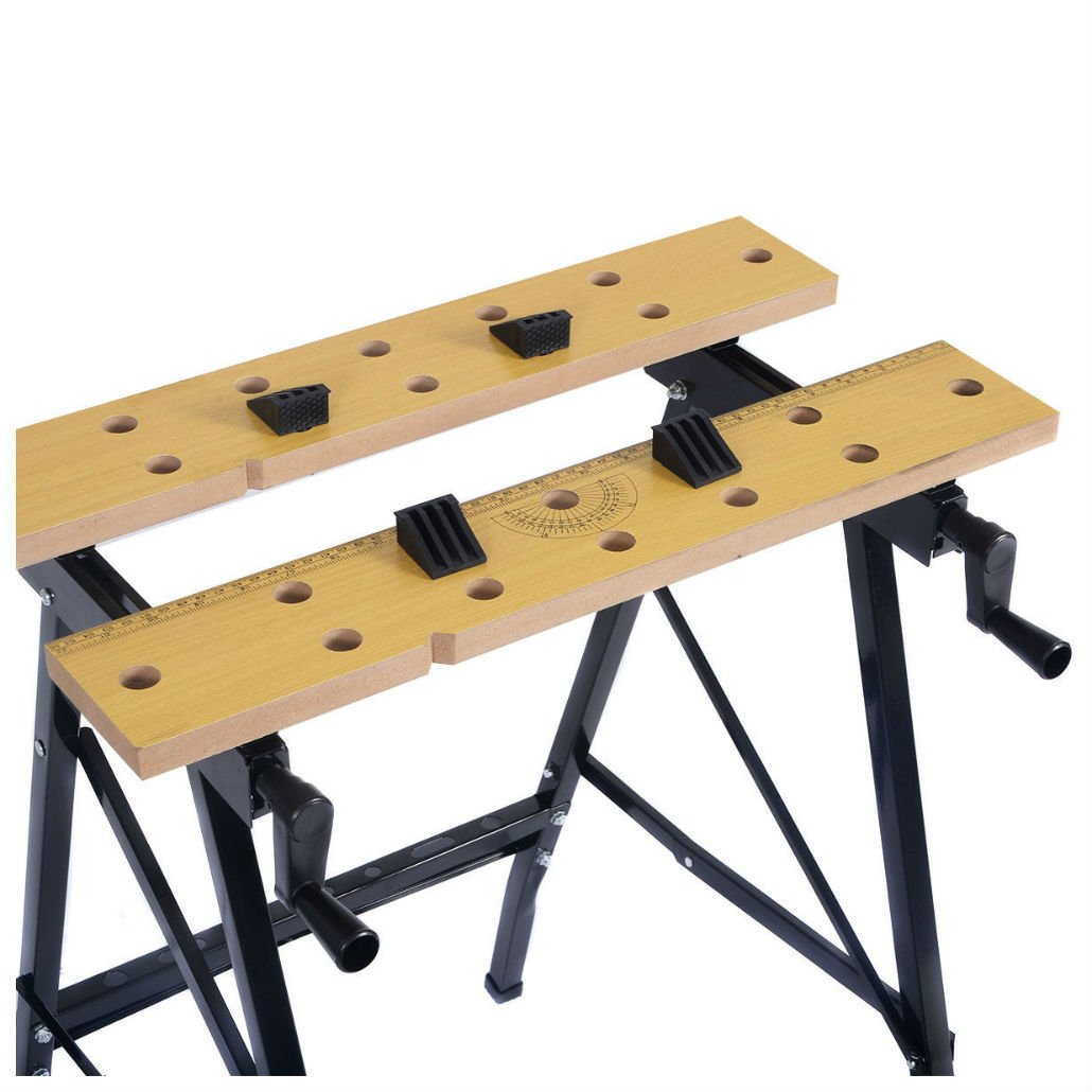 Folding Work Bench Table Tool Garage Repair Workshop by Unknown (Image #5)