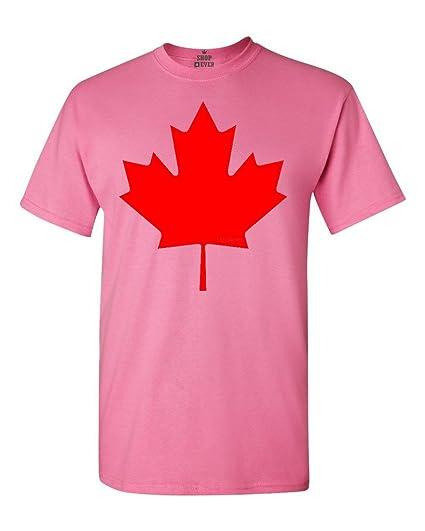 Canada Men's Classic Flag Shirt 2.0 6saLc