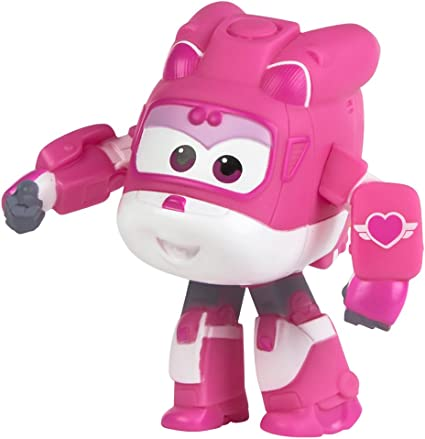 Super Wings- Dizzy figura articulada (Colorbaby 85131): Amazon.es: Juguetes y juegos
