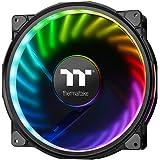 Thermaltake Riing Plus 20 RGB Radiator Fan TT Premium Edition Single pack PCケースファン CL-F070-PL20SW-A