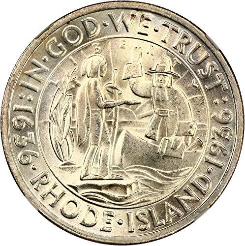 PCGS MS69 2017-P US Lions Club Commemorative BU Silver Dollar
