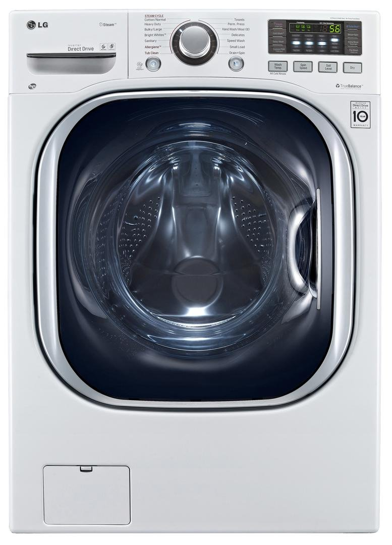 LG WM3997HWA Ventless Steam Washer/Dryer