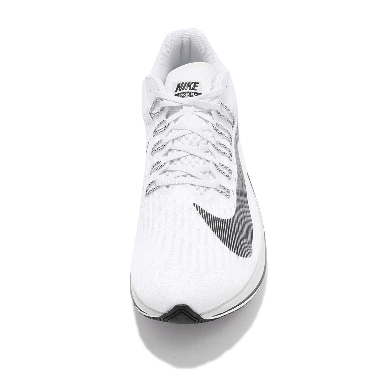 MultiCouleure (blanc noir Pure Platinum 100) 42 EU Nike Zoom Fly, Chaussures de FonctionneHommest Compétition Homme