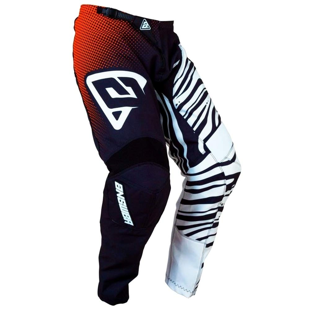 Answer Racing A19 Syncron Drift Mens Off-Road Motorcycle Pants Charcoal//Black 30