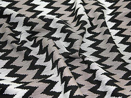 Amazon Com Camelot Fabrics The Design Studio Pinstripe Chevron Quilting Fabric Grey Per Fat Quarter
