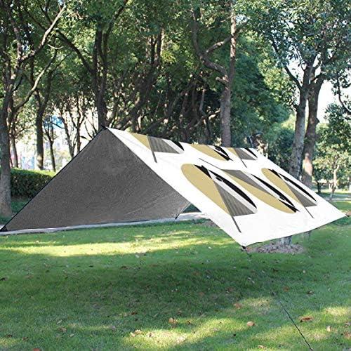 Coperta da picnic Nove Chickadees, portatile, leggera, impermeabile, a prova di sabbia, da spiaggia, grande tappetino da picnic e per viaggi, campeggio, escursionismo