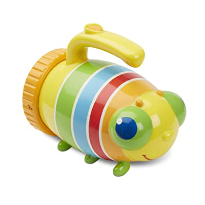 Melissa & Doug Sunny Patch Giddy Buggy Flashlight With Easy-Grip Handle: Toy: Toys & Games