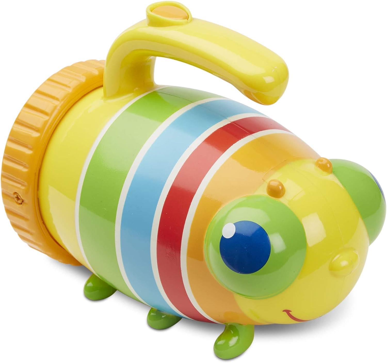 Melissa & Doug Giddy Buggy Flashlight: Toy: Toys & Games