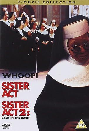 Sister Act 1/Sister Act 2 [DVD] by Whoopi Goldberg: Amazon.fr ...