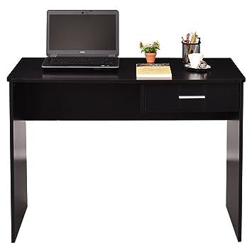 New para ordenador portátil PC mesa madera estación de trabajo Estudio Muebles de oficina en casa: Amazon.es: Oficina y papelería