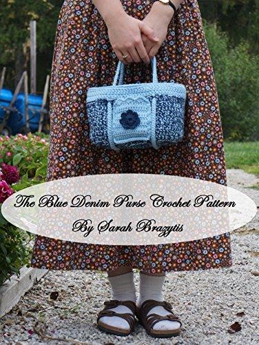 Amazon Blue Denim Purse Crochet Pattern Pretty Purse Patterns Awesome Purse Patterns
