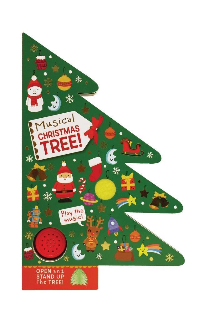 Christmas Plays For Kids.Musical Christmas Tree Patricia Regan 9780764168994