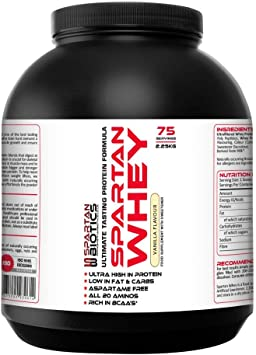 Spartan Biótica de alta calidad de suero de proteína 2.25kg ...