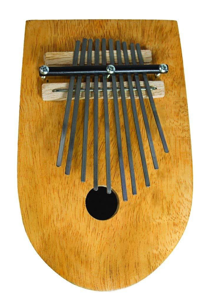 Kalimba made of wood 10er