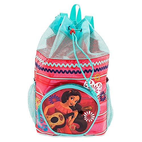 Disney Elena of Avalor Swim Backpack Pink