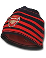 Puma Mens Arsenal Performance Beanie Hat, Red, One Size
