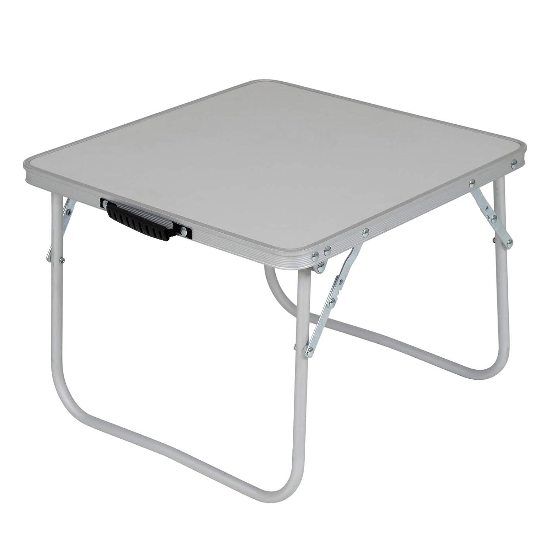 Campingtisch Klapptisch Beistelltisch Falttisch leicht und faltbar für