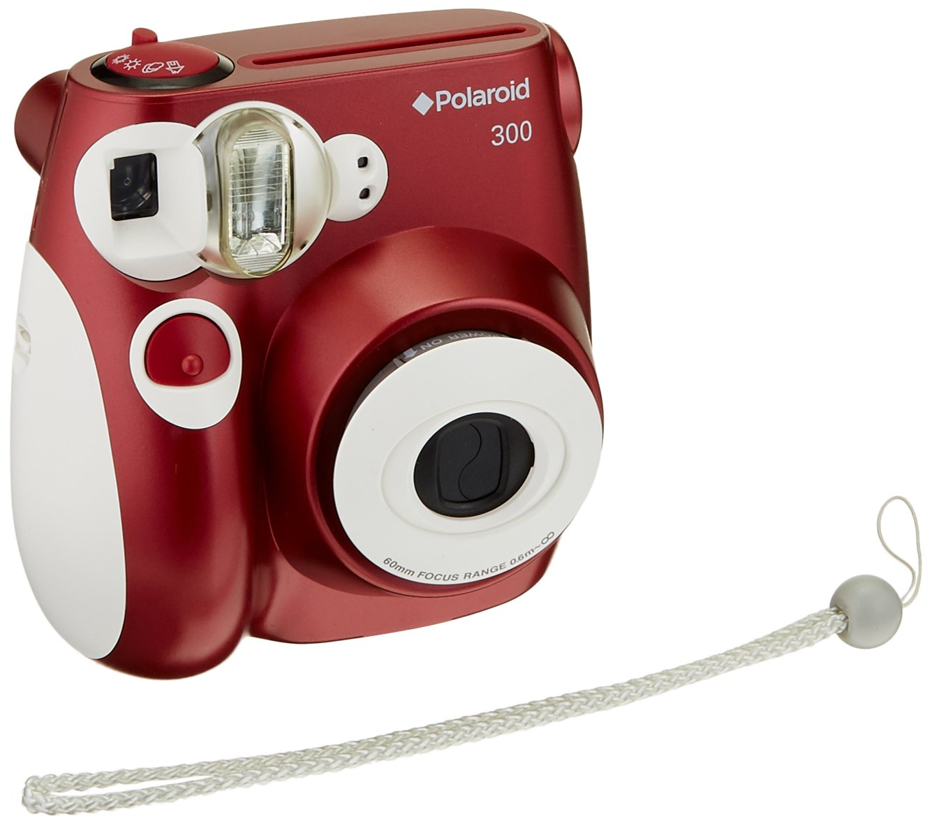 Polaroid PIC-300 - Appareil-photo avec film instantané BLEU C&A marketing UK LTD POLPIC300BL Appareil photo numérique compact