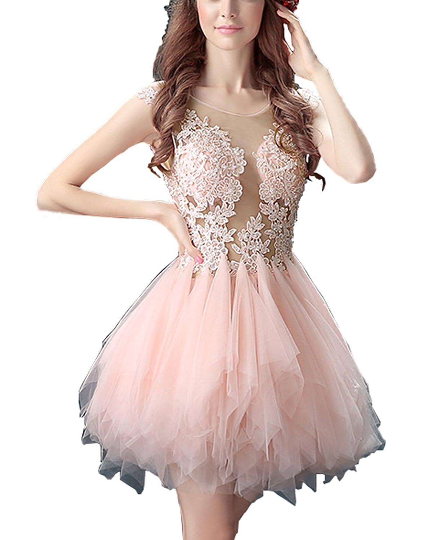 Great Bright Women's Peplum Sleeveless Dress pink pink 10