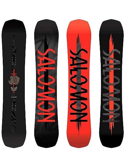 d7ca5f0bf11a Amazon.com   Salomon Snowboards Assassin Pro Snowboard One Color ...