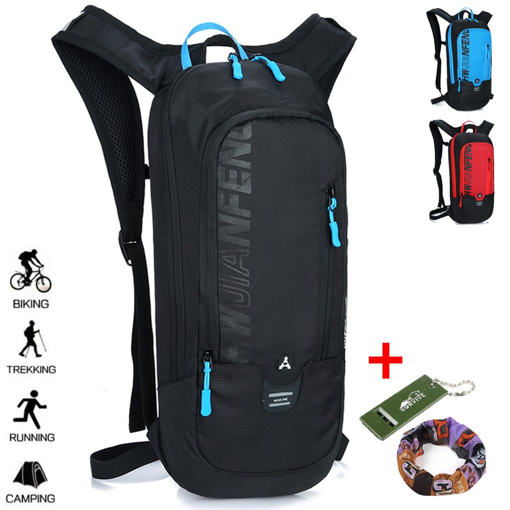 Backpack Cycling Skiing Water-resistant Breathable Bicycle Bike Rucksack  Outdoor Sports Small Riding Hiking Travel Daypack - 10L  Amazon.ca  Baby c35cf98f32962